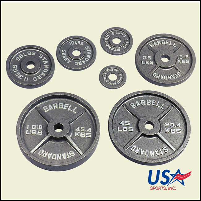 USA Olympic Plate