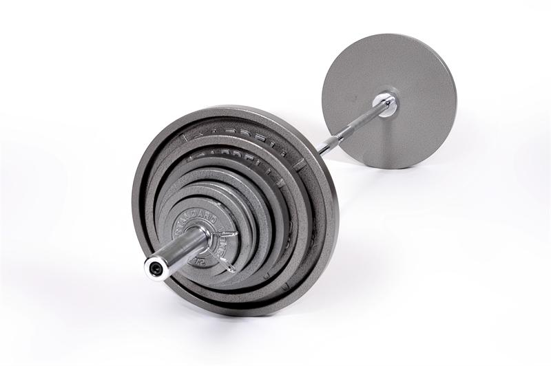 Olympic 400lb. Weight Set