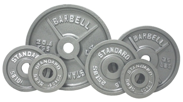 USA Sports Olympic Weight Plate Set