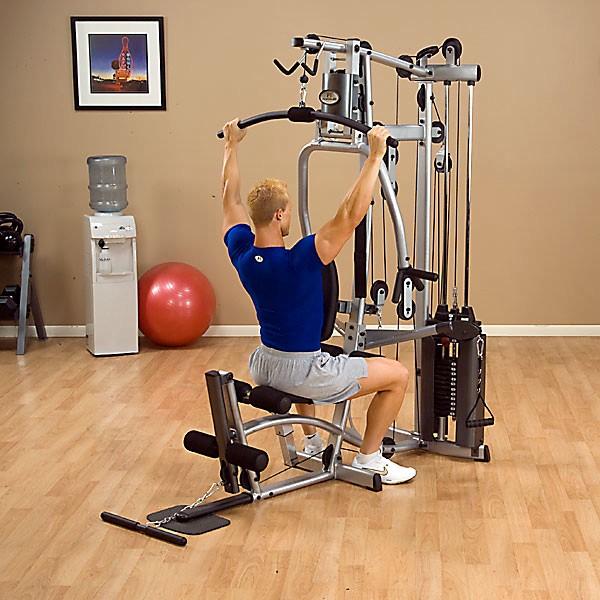 Body Solid Powerline P2x Gym