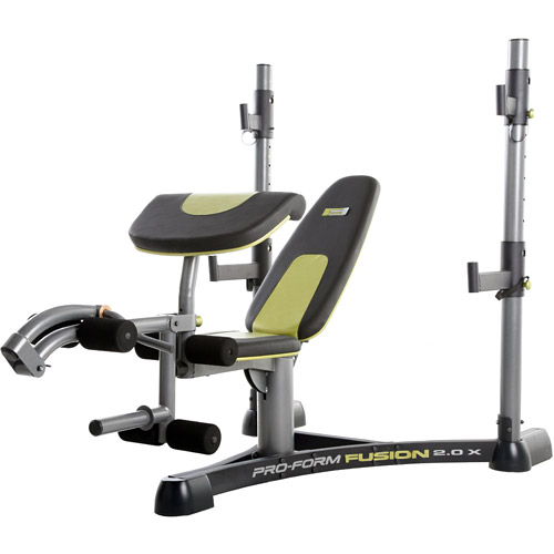Proform Fusion 2 0x Olympic Bench