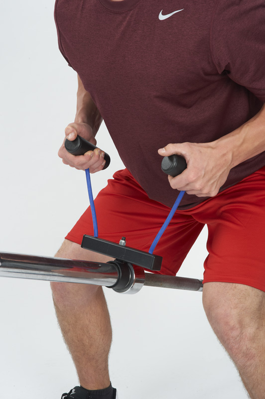 LPG Muscle Pull Force T-Bar Row Handles