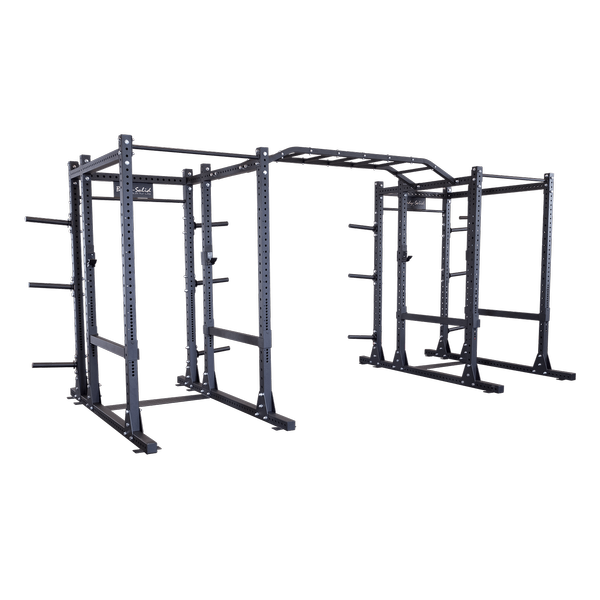 Extended Double Power Rack Package