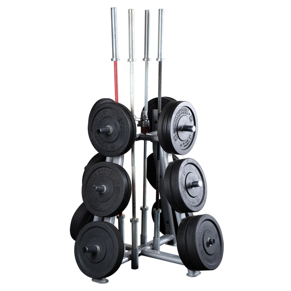 Weight Tree and Bar Holder