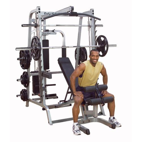 Body-Solid Series 7 Smith Gym Package