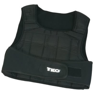 40 lb. Heavy Duty Weight Vest
