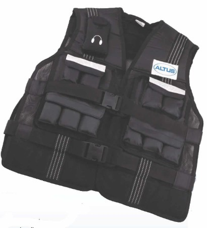 Altus Heavy Duty 20 Lb Conditioning Weight Vest