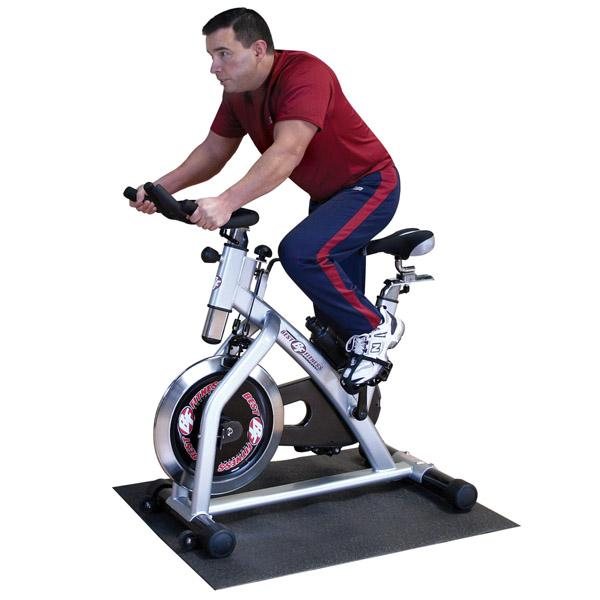 Body Solid Best Fitness Exercise Bike Commercial Grade