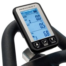 Indoor Cycling Computer
