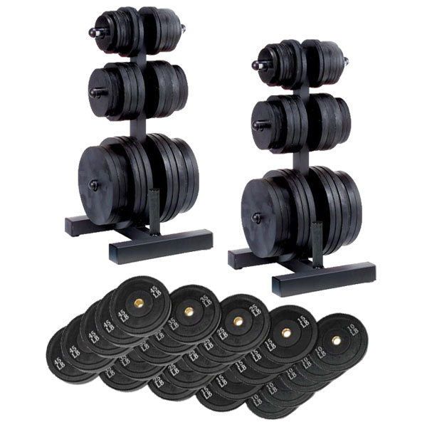 Bumper Plate Package