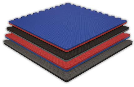 Alessco Jumbo Reversible Softfloors Floor Mats 2 X 2 X