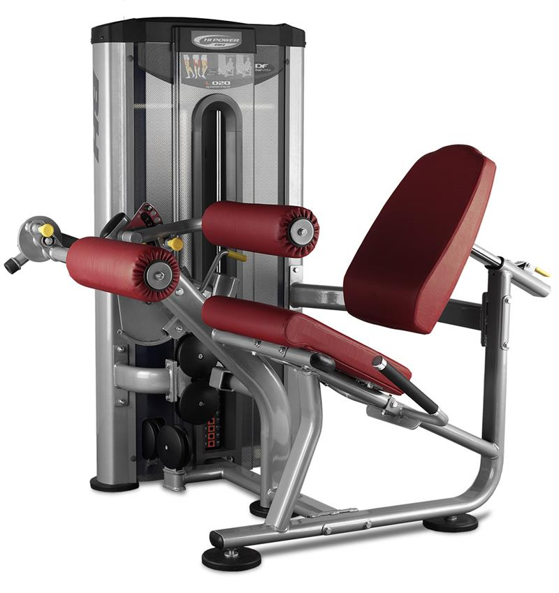 Leg Curl and Leg Extension Machine