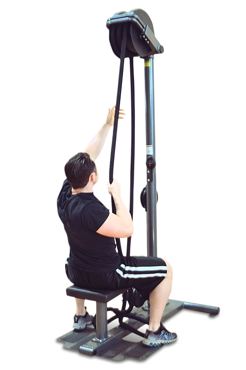 Ropeflex Oryx Rx2500 Vertical Rope Pulling Machine