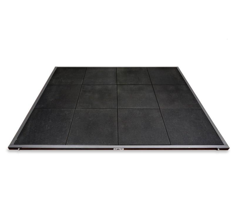 Weight Lifting Platforms Power Lifting Platforms - Weight lifting floor pads
