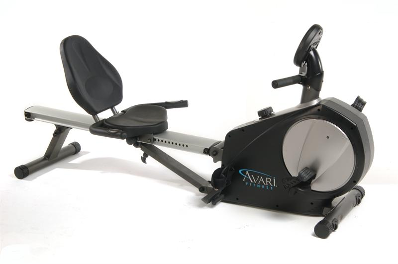 Avari by Stamina Conversion II Rower/Recumbent Bike