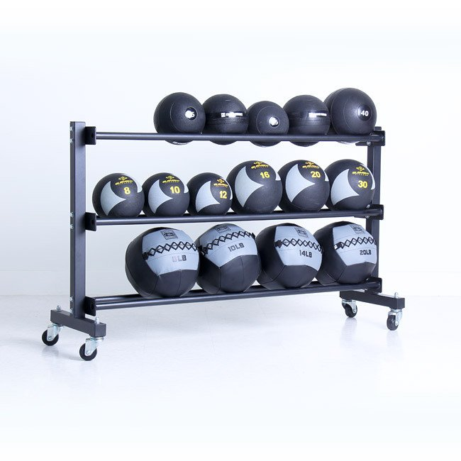 Med icine Ball Rack