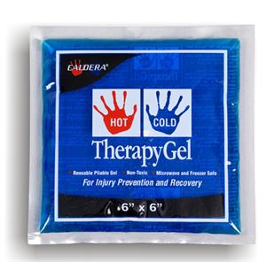 "Caldera 6"" x 6"" Therapy Gel Pack"