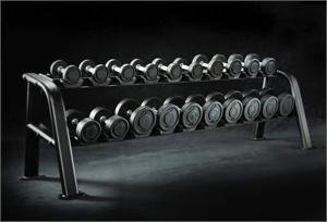 10 Pair Dumbbell Rack