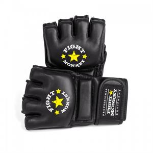 Fight Monkey Pro Series Leather MMA/Bag Gloves