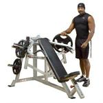 Body-Solid Leverage Incline Bench Press Weight Bench