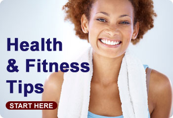 health and fitness tips center